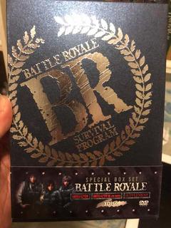 Dvd Battle Royale