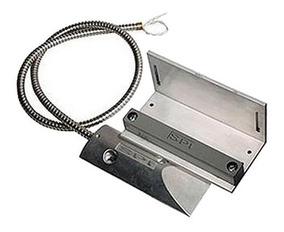 2pcs Sensor Alarme Aluminio Porta De Aco Enrolar Ate 6000kg