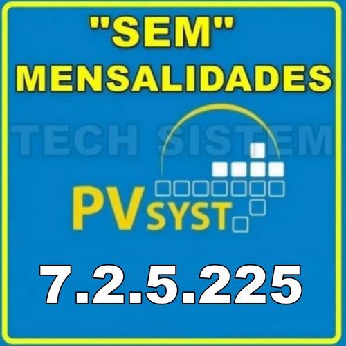 Imagem 1 de 4 de Pvsyst 7.1.8 Professional - Vitalício Em Português
