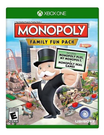 Game - Monopoly Family Fun - Xbox One