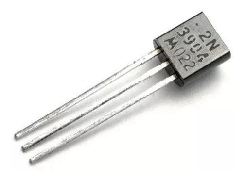 Transistor Npn 2n3904 - 10 Unidades Arduino - Electroship