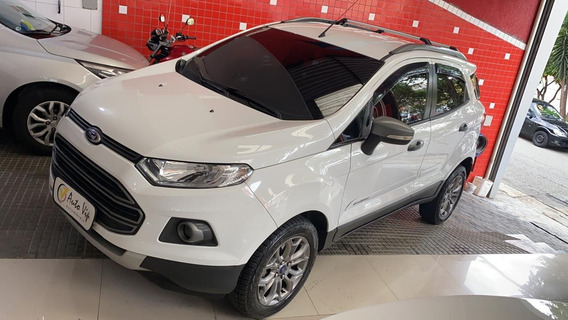 Ford Ecosport Freestyle 1.6 16v (flex) 2016/2016