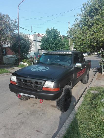 Ford Ranger 2.8 Xlt I Dc 4x4 Lim. 2001
