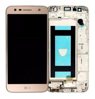 Tela Touch Display LG K10 Power M320tv LG Power 2 + Aro