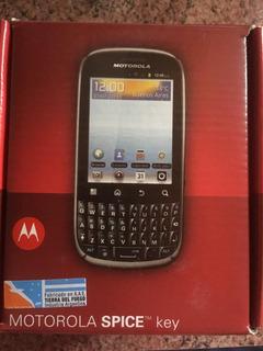 Celular Moto Pro Spice Gt-b7510l Wifi Si Anda Whatsap Negro