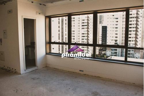 Sala À Venda, 36 M² Por R$ 371.000,00 - Jardim Aquarius - São José Dos Campos/sp - Sa0644