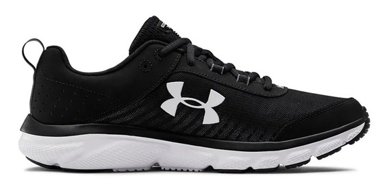 Zapatillas Under Armour Ua Charged Assert 8 Hombre Ng/bl