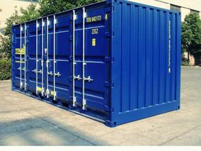 Contenedores Maritimos 20 Containers Usado Nacionalizados