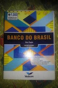 Apostila Escriturário -apostila Preparatória Banco Do Brasil