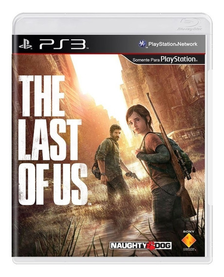 The Last Of Us Ps3 Mídia Física Pronta Entrega