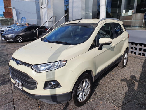 Ford Ecosport Titanium 2.0 4x2 Mt 2015 Al Dia Anticipo