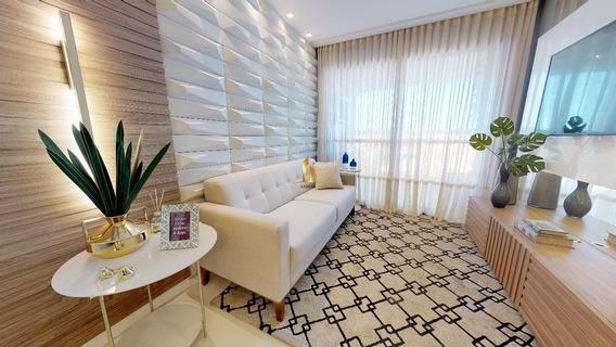 Apartamento 02 Quartos Alto Padrão Com Lazer Completo Na Praia De Itapoã. - 20357