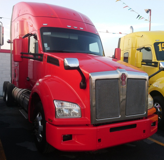 Tractocamion Kenworth T880 2017 Isx450hp, 18 Vel. 46k Lbs