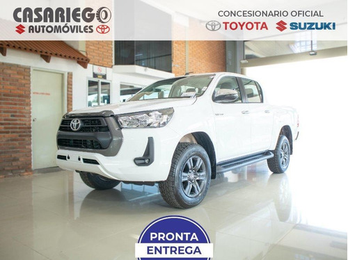 Toyota Hilux Sr 4x2 Nafta Precio Leasing 2.7 2021 0km