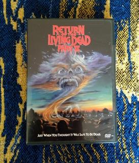Return Of The Living Dead 2 Dvd