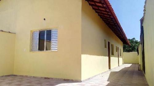 Casa Geminada À Venda Em Itanhaém. 4975 M H