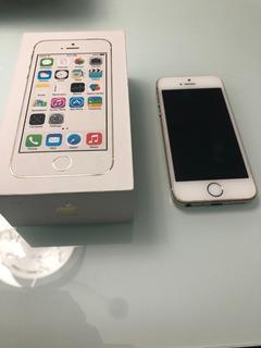 Celular iPhone 5s Gold