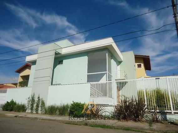 Casa À Venda Bairro Loanda Em Atibaia - Ca0842-1