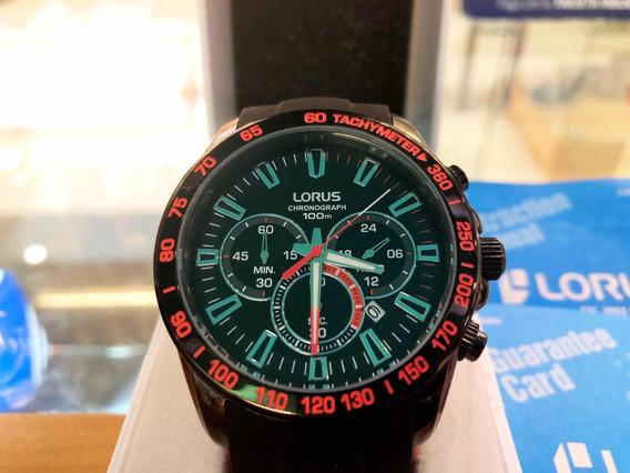 Reloj Para Hombre Lorus 45mm 100 Mts Sumergible