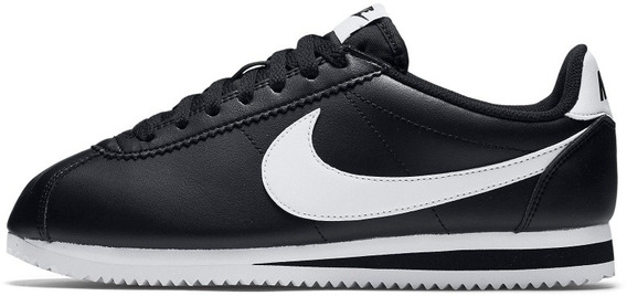 Tenis Nike Cortez Classic Leather Casuales Dama Training