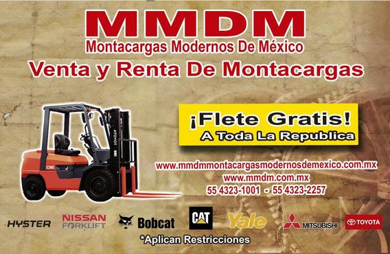 Montacargas Tel.5543231001 Montacargas Yale 2014 Garantia