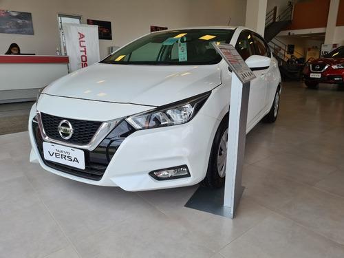 Nuevo Nissan Versa Sense Cvt 0km Oportunidad Y En Stock!