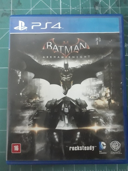 Batman Arkham Knigth Ps4
