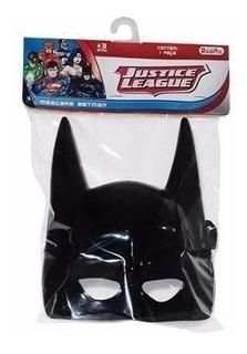 Mascara Do Batman Liga Da Justiça - 9473 Rosita