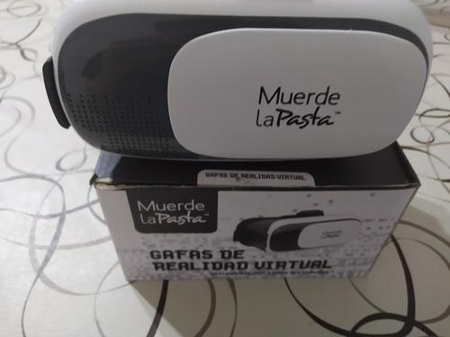 Gafas De Realidad Virtual Muerde La Pasta Para Celulares