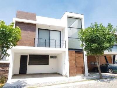 Casa En Renta Parque Campeche En Lomas De Angelopolis