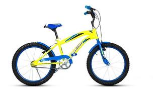 Bicicleta Top Mega Cross, Rodado 20 Varón