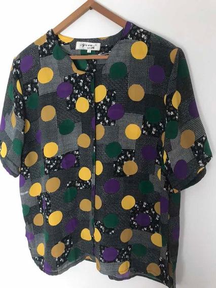 Camisa De Mujer Vestir