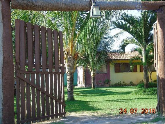 Casa Residencial À Venda, Centro, São Miguel Do Gostoso. - Ca0281