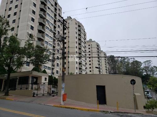 Imagem 1 de 17 de Apartamento Em Condomínio Padrão Para Venda No Bairro Santa Terezinha, 2 Dorm, 1 Vagas, 46 M - 1087