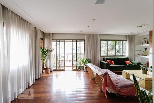 Apartamento À Venda - Vila Clementino, 4 Quartos,  220 - S893030843