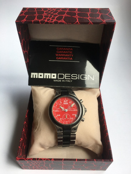 Relogio Momo Design Masculino Quartz Cronograph R03003tc