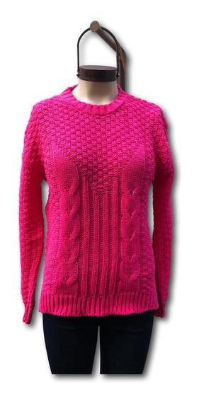 Sweater Trenzado Irregular Pullover Luana* Chuva Ropa