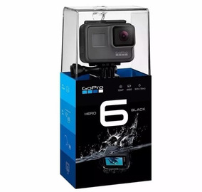 Go Pro Hero6 Black Camera Gopro 6 Ultra Hd Lançamento