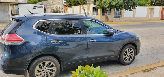 Nissan Xtrail Exclusive 3 Filas 4wd 2016