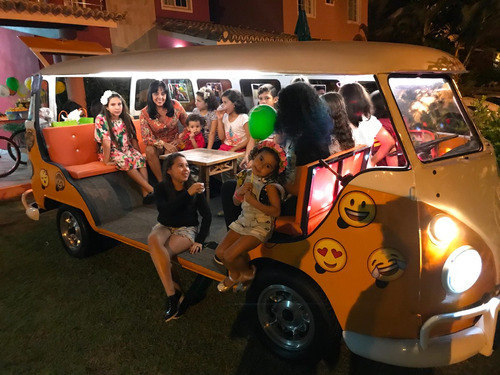 Kombi Lounge Alugo Para Shows Aniversario Eventos - Aluguel