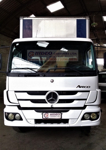 M Benz 1719 13/13 No Chassi