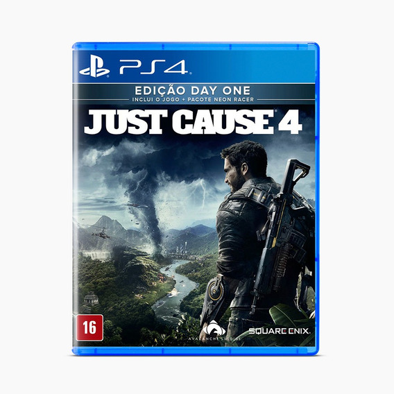 Just Cause 4 (edição Day One) - Ps4