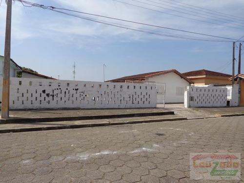 Imagem 1 de 15 de Casa Para Venda Em Peruíbe, Jardim Itatins, 3 Dormitórios, 2 Banheiros, 8 Vagas - 0544_2-323361