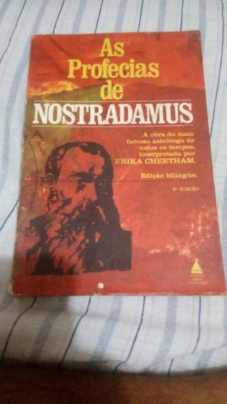 As Profecias De Nostradamus - Erika Cheetham