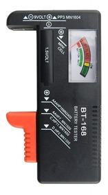 Medidor Carga Pilha Recarregável Bateria 9v Teste Carga Pilh