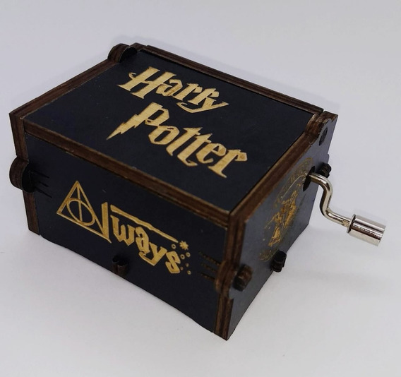 Caixinha De Musica Harry Potter, Dbgt, Starwars, Got, Zelda
