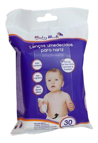 Imagem 1 de 2 de Lenço Umedecidos P/ Nariz - Baby Bath B213878