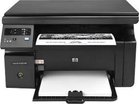 Impressora Multifuncional Hp M1132 + Toner Novo