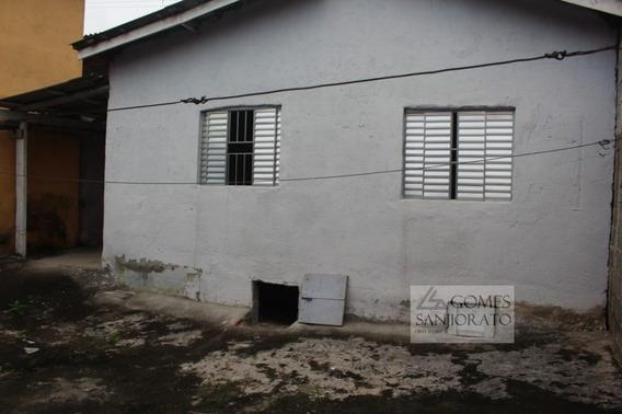 Casa A Venda No Bairro Vila Assis Brasil Em Mauá - Sp. - 3330-1