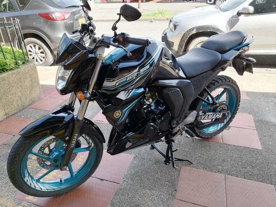 Yamaha Fzn150d